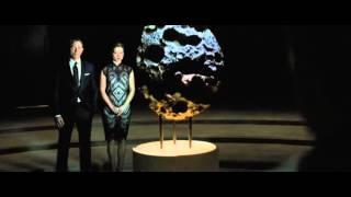 Spectre - The meteorite