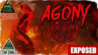 New Video Game AGONY illuminati Exspoed