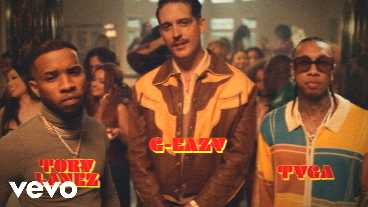 G-Eazy ft. Tory Lanez, Tyga — Still Be Friends