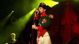 Sweden - THE DIVINE COMEDY @ Cambridge Junction  (2016-10-20)