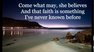 Come what may (video lyric)  - Air supply