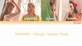 Mamamoo - Midnight Summer Dream