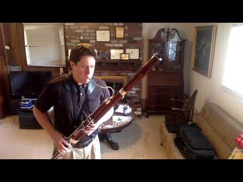 Devienne Sonata No. 5 for Bassoon and Piano Op. 24 Largo