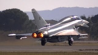 preview picture of video 'Eurofighter Typhoon - IV Stormo Caccia Grosseto'