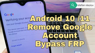 2021!!! Samsung A20/A20e SM-A202F. Remove Google Account. Bypass FRP. Android 10 Q.
