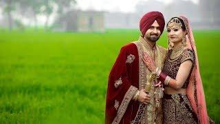PUNJABI WEDDING CINEMATIC HIGHLIGHT 2020 | INDER + MANINDER | JALANDHAR | KAY.B FILMS