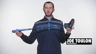 Triple Track Double Wide Putter-video