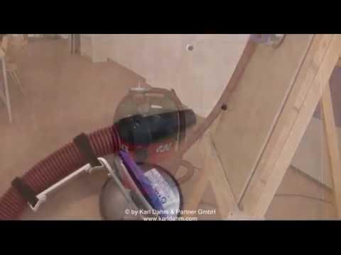 Bohrkrone trocken - für einfaches und sauberes Bohren von Fliesen - Karl Dahm