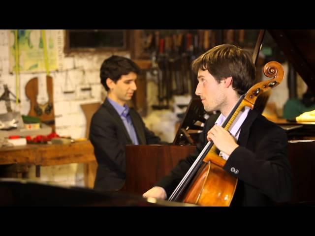 Beethoven: The Tempest Trio (II. Largo)