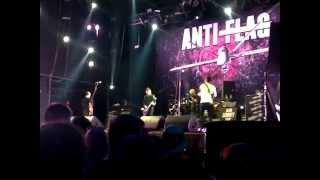 Anti-Flag -  This Machine Kills Fascists - Budapest Park - Cirlce Pit