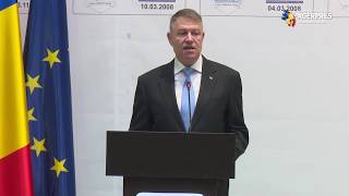 Iohannis: PNDL trebuie regândit, nicidecum desfiinţat