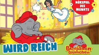 Benjamin Blümchen wird reich (Folge 53) | Hörspiel des Monats JUNI