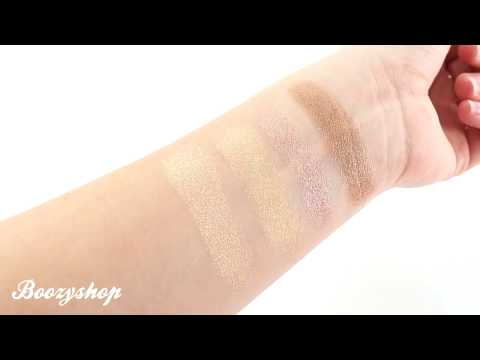 Makeup Revolution Makeup Revolution Vintage Lace Highlighter Palette