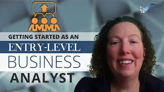 Getting started as an entry-level business analyst