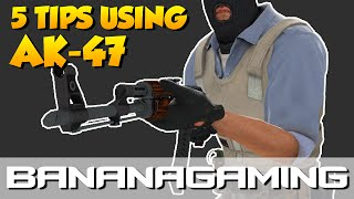 CSGO  NOOB TO PRO  5 TIPS AK47