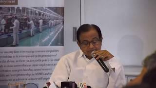 """P Chidambaram: Budget 2019-20 """"status quoist"""""""