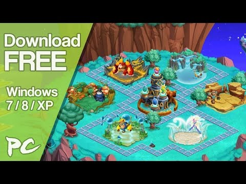 Monster Legends Download for PC (Windows 7/8 & Mac)