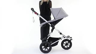 carrycot plus 2018+ instructional video  |  Mountain Buggy®