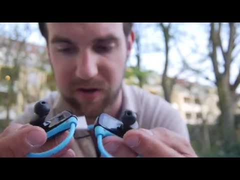 Sony NWZ-W273 Waterproof MP3 Player Review after Unboxing