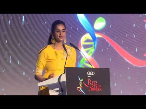 Archana Kalpathi - Audi RITZ Style Awards 2016