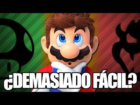 La Dificultad de Super Mario Odyssey - Leyendas & Videojuegos