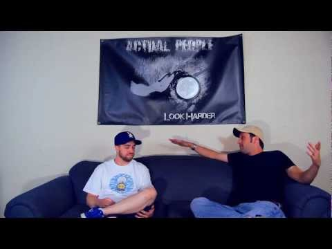"Actual People ""Look Harder"" Discussion & Practice Footage"