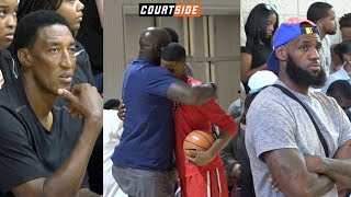 NBA Players' Kids in ACTION! Bronny James, Shareef O'Neal, Cole Anthony, Bol Bol and MORE!