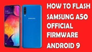 How to Flash ROM Samsung Galaxy A50 SM-A505U - Самые лучшие