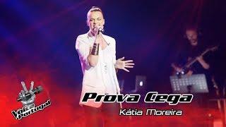 "Kátia Moreira - ""Why Don't You Do Right"" | Prova Cega | The Voice Portugal"