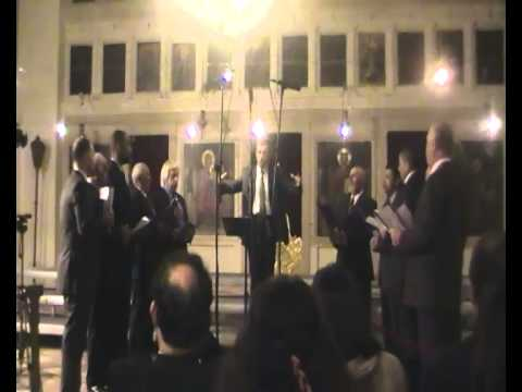Η Κεφαλληνιακή Χορωδία στην Κέρκυρα (video)