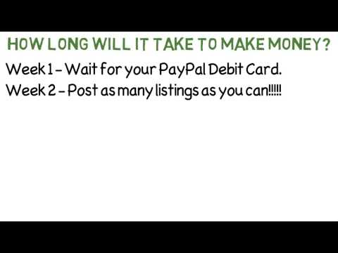 How Long Will It Take To Make Money Selling (Dropshipping) On eBay?