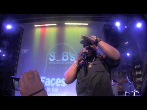 Trigga Don Party Nah Go Done Live at SOB's