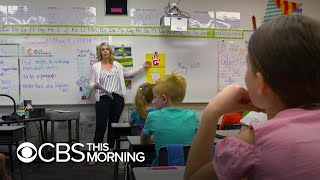 Teacher's viral post connects her to donor, sparking Classroom Giving movement