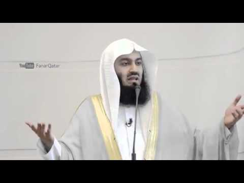 Video Benefits of Seeking forgiveness of Allah By Mufti Menk