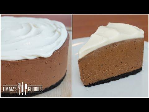Nutella Cheesecake Recipe ( No bake Nutella Cheesecake )