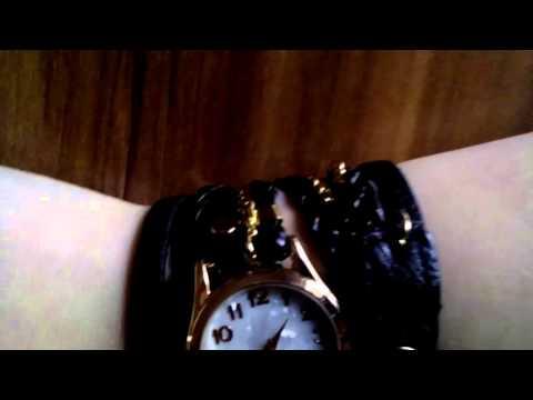 China Damen Uhr mit Leder Armband von Everbuying
