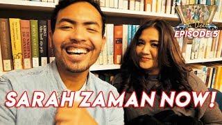 SARAH ZAMAN NOW! | SERUNYA SYUTING SI DOEL THE MOVIE DI BELANDA! | EPISODE 5 | REZZVLOG