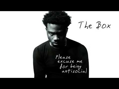 (10 Hours) The Box - Roddy Ricch