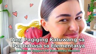 Parent-Teacher Activity Time | Ang Pagiging Katuwang sa Pagbabasa sa Elementarya | Bayan E-Skwela