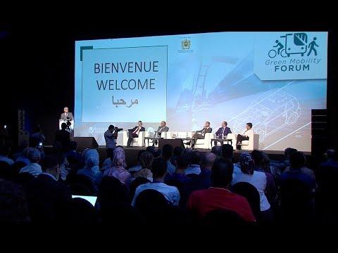 العرب اليوم - شاهد:خبراء يدعون إلى تطوير تنقل حضري مستدام في المغرب منخفض الانبعاثات الغازية