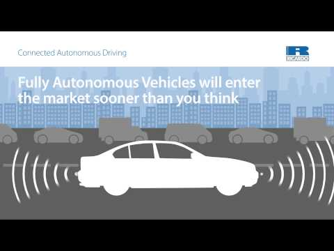 Looking Forward to Connected Autonomous Driving