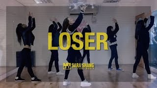 BIG BANG - LOSER (Dance Choreography by Sara Shang)