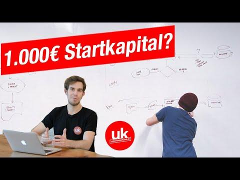 , title : 'Geschäftsidee mit wenig Startkapital? Neustart mit nur 1.000€ in 2021 - DAS würde ich tun!