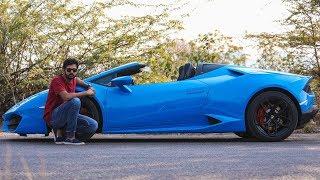 Lamborghini Huracán Spyder - 600K Special | Faisal Khan