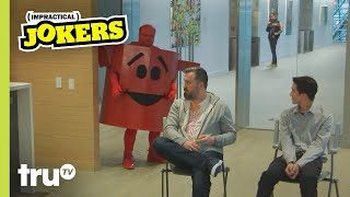 Impractical Jokers: Inside Jokes - The Kool-Aid Man Forgets His Line | truTV