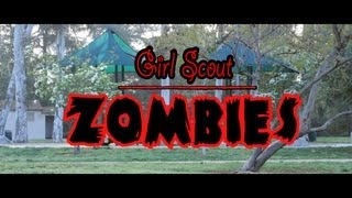 Girl Scout Zombies