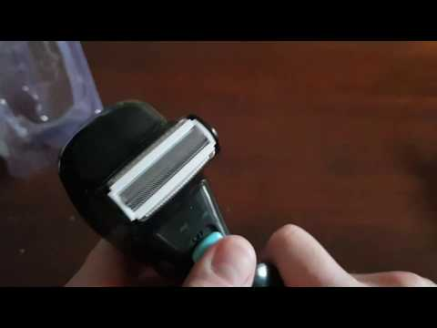 Banggood Back Hair Removal Fodable Body Shaver - Unboxing