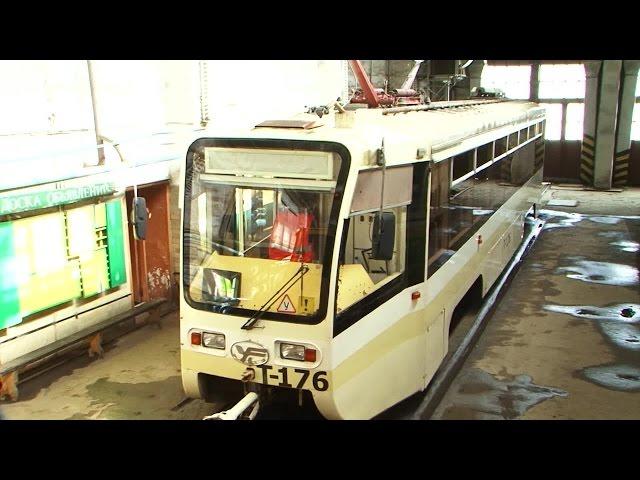Куда катится Ангарский трамвай?