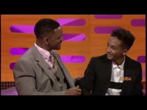 Will & Jaden Smith on The Graham Norton Show (24th May 2013) - Original Upload