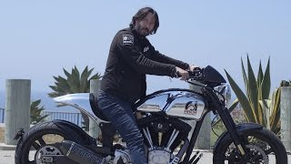 Download Youtube: Keanu Reeves Wants to Build a $78,000 Motorcycle Just for You